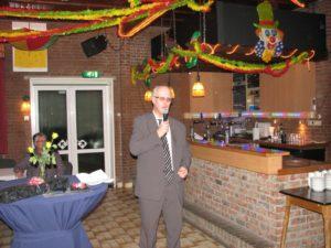 Jubileum Jacques van de Schoor 2012
