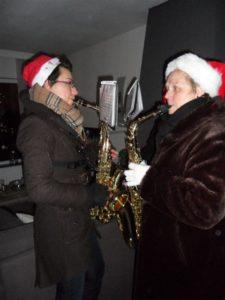 Kerstavond 2011